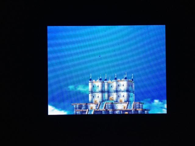 ドラクエ5 北米版 ゼニシア城浮上24