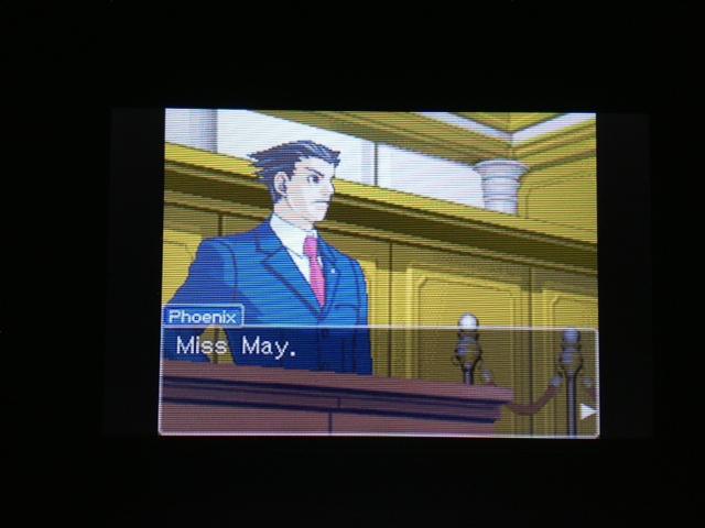 逆転裁判 北米版 マヤ法廷 エイプリル証言 62
