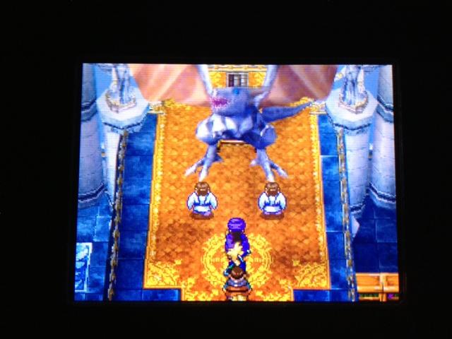 ドラクエ5 北米版 ゼニスドラゴン14