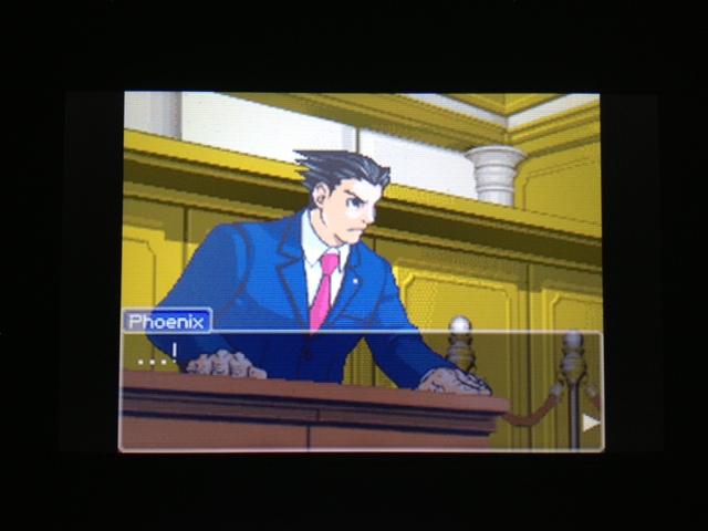 逆転裁判 北米版 マヤ法廷 エイプリル証言 234