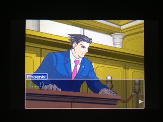 逆転裁判 北米版 マヤ法廷 ベルボーイ証言43