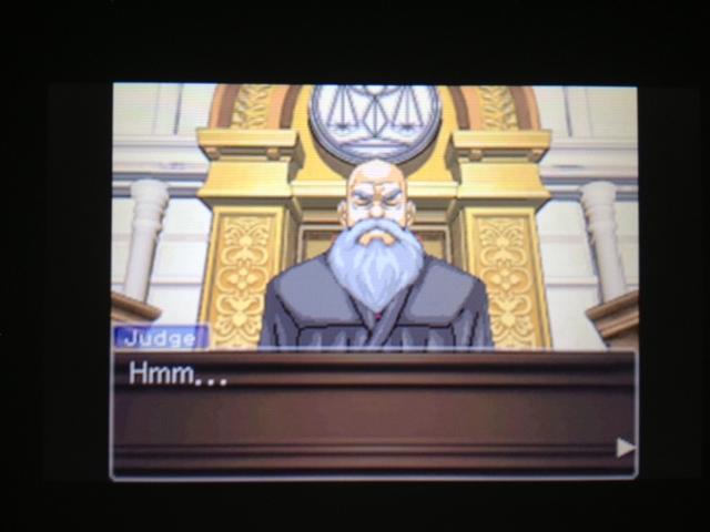逆転裁判 北米版 マヤ法廷 ベルボーイ証言61