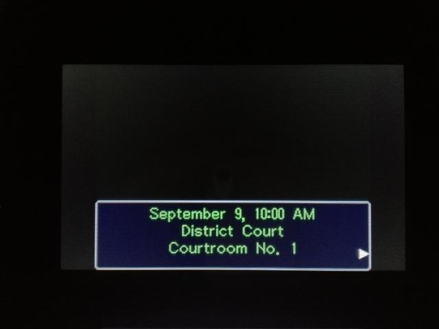 逆転裁判 北米版 フェニックス法廷29