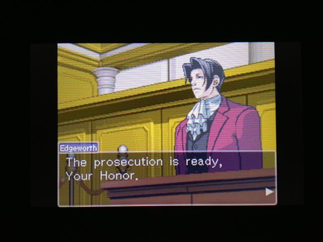 逆転裁判 北米版 フェニックス法廷31