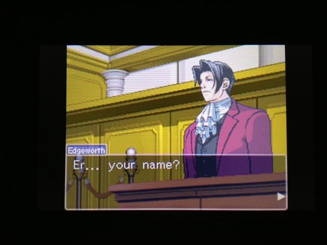 逆転裁判 北米版 フェニックス法廷44