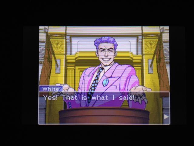 逆転裁判 北米版 フェニックス法廷45