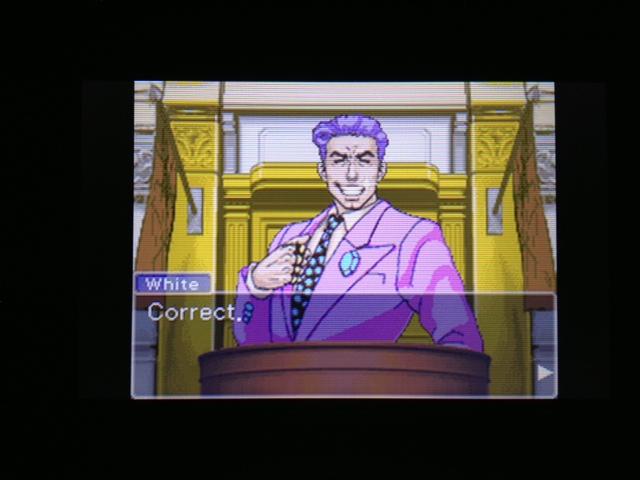 逆転裁判 北米版 フェニックス法廷53