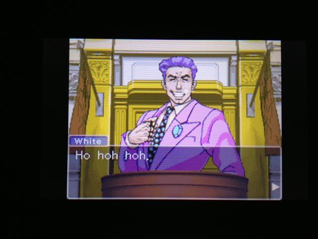 逆転裁判 北米版 フェニックス法廷59