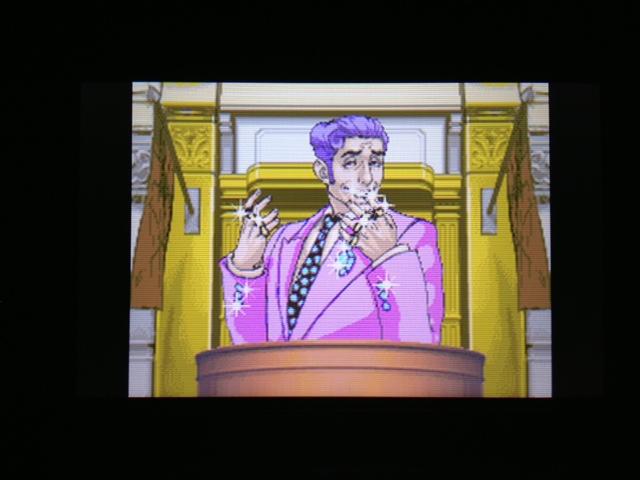 逆転裁判 北米版 フェニックス法廷60