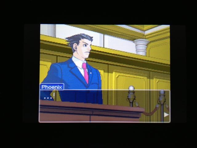 逆転裁判 北米版 フェニックス法廷62