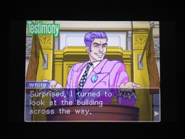 逆転裁判 北米版 フェニックス法廷66