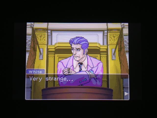 逆転裁判 北米版 フェニックス法廷95