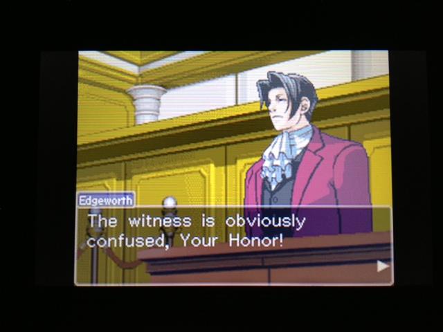 逆転裁判 北米版 フェニックス法廷154