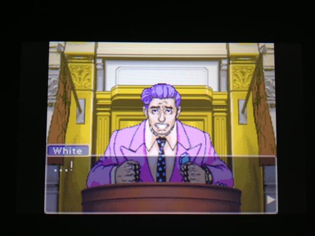 逆転裁判 北米版 フェニックス法廷174