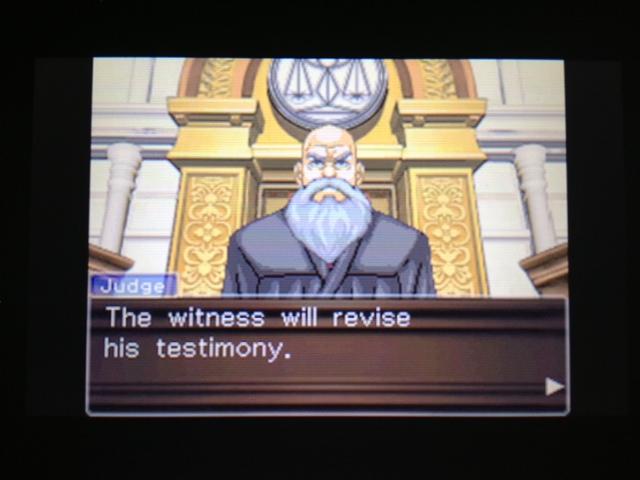 逆転裁判 北米版 フェニックス法廷187
