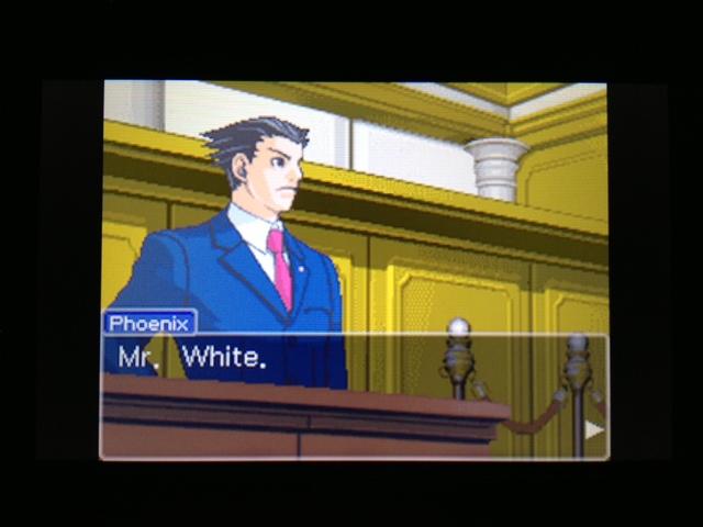 逆転裁判 北米版 フェニックス法廷223