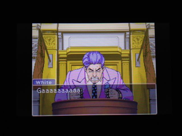 逆転裁判 北米版 フェニックス法廷229