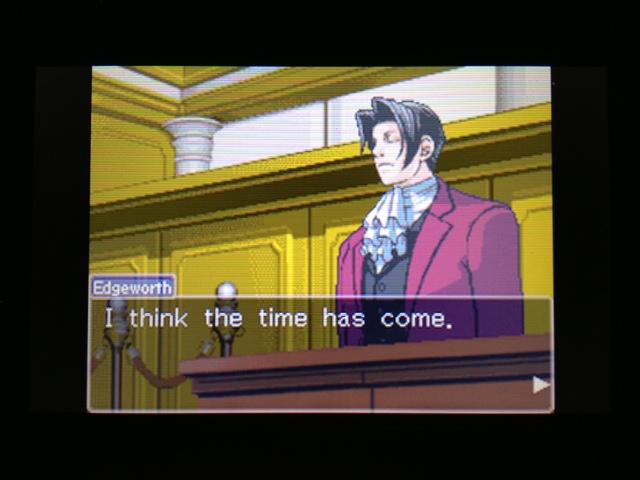 逆転裁判 北米版 フェニックス法廷243