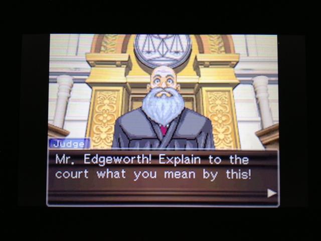逆転裁判 北米版 フェニックス法廷248