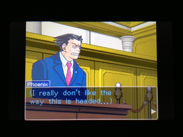 逆転裁判 北米版 フェニックス法廷250
