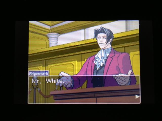 逆転裁判 北米版 フェニックス法廷256