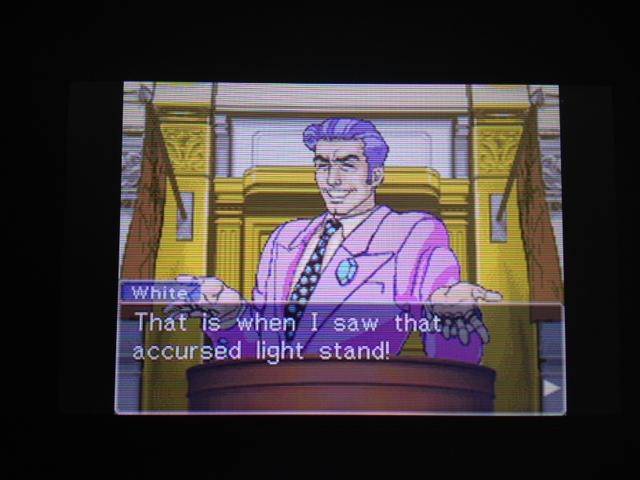 逆転裁判 北米版 フェニックス法廷262