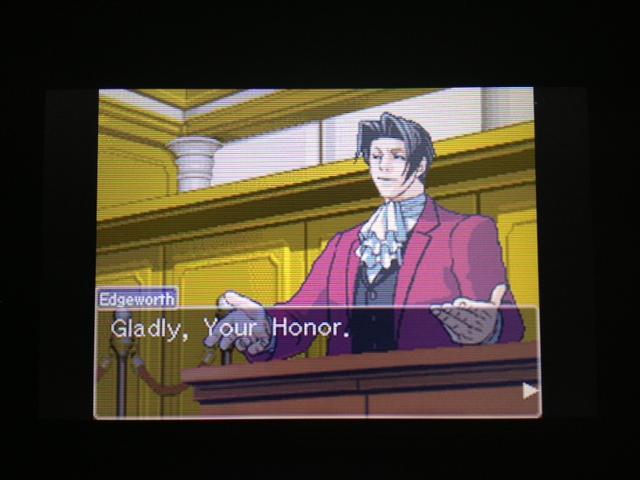 逆転裁判 北米版 フェニックス法廷264