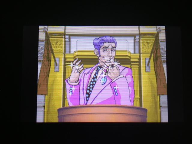 逆転裁判 北米版 フェニックス法廷272