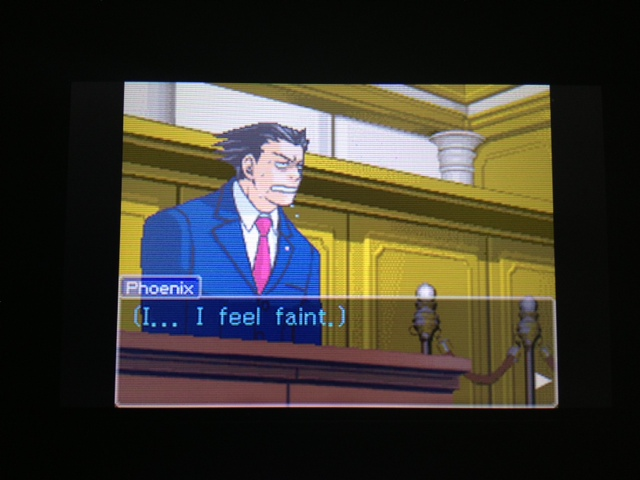 逆転裁判 北米版 フェニックス法廷274