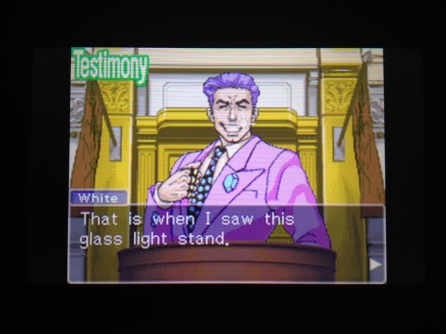 逆転裁判 北米版 フェニックス法廷279