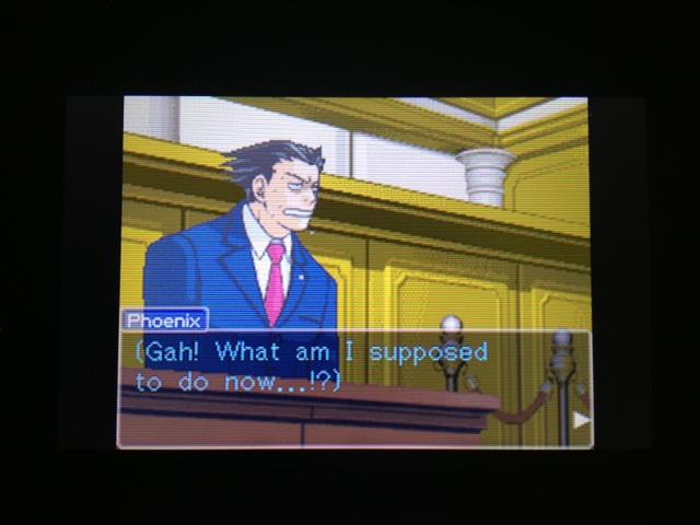 逆転裁判 北米版 フェニックス法廷284