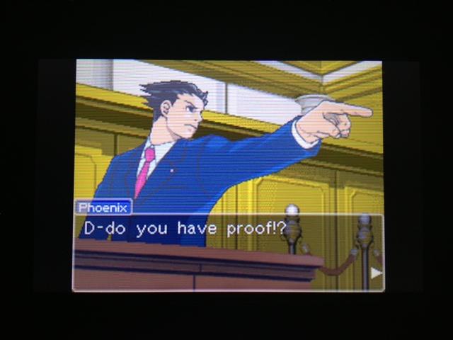 逆転裁判 北米版 フェニックス法廷287