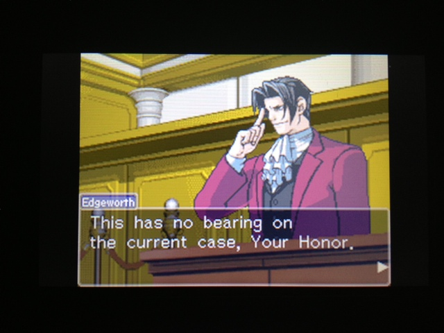逆転裁判 北米版 フェニックス法廷297