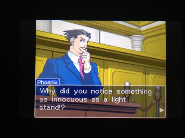 逆転裁判 北米版 フェニックス法廷300