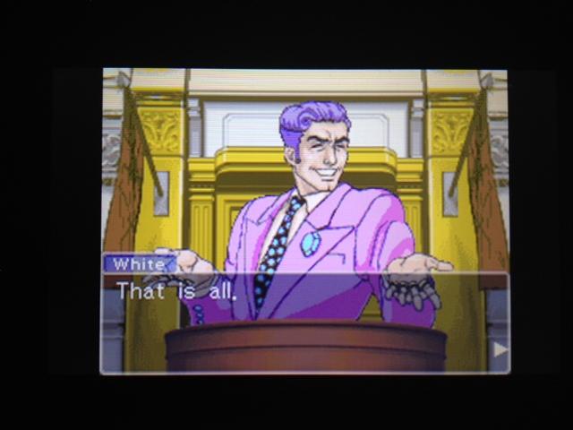 逆転裁判 北米版 フェニックス法廷304