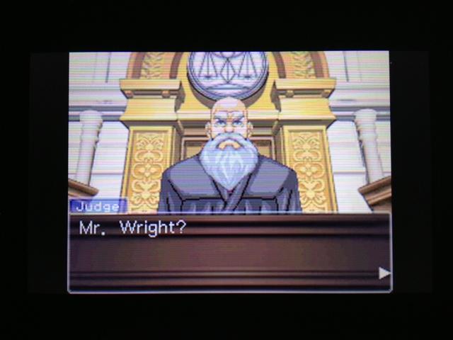 逆転裁判 北米版 フェニックス法廷310