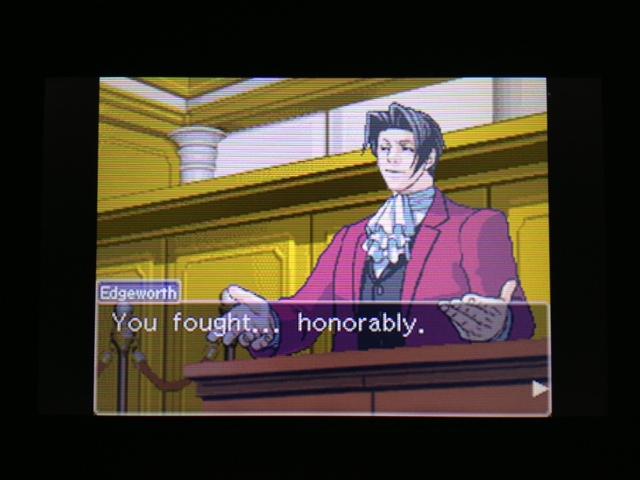 逆転裁判 北米版 フェニックス法廷337