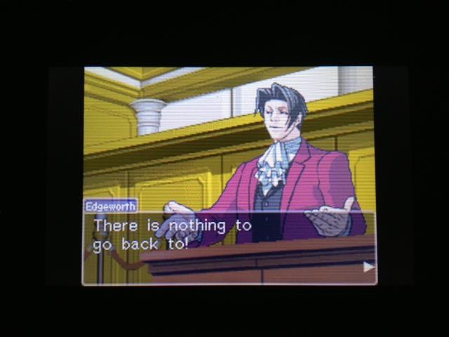 逆転裁判 北米版 フェニックス法廷再開7