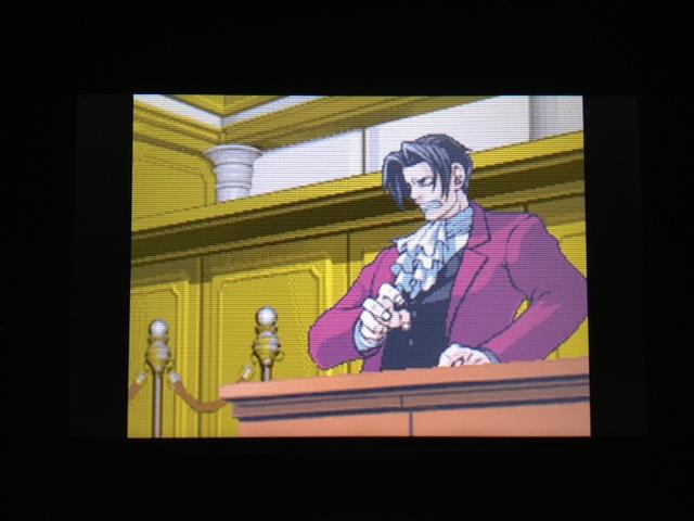 逆転裁判 北米版 フェニックス法廷再開29