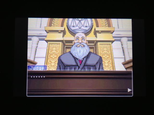 逆転裁判 北米版 フェニックス法廷再開43