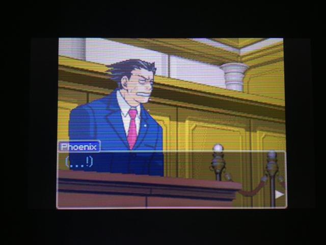 逆転裁判 北米版 フェニックス法廷再開53