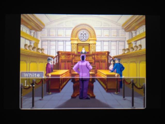 逆転裁判 北米版 フェニックス法廷再開95
