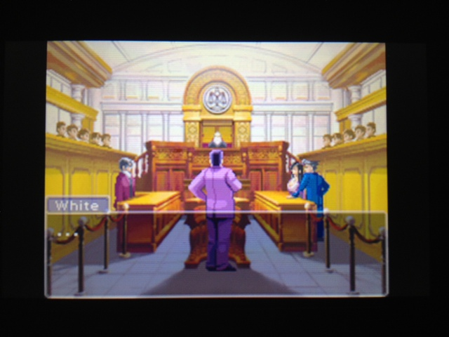 逆転裁判 北米版 フェニックス法廷再開98