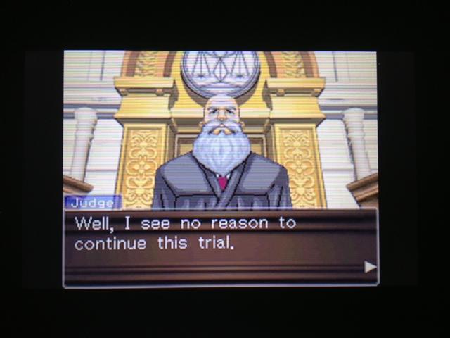 逆転裁判 北米版 フェニックス法廷再開101