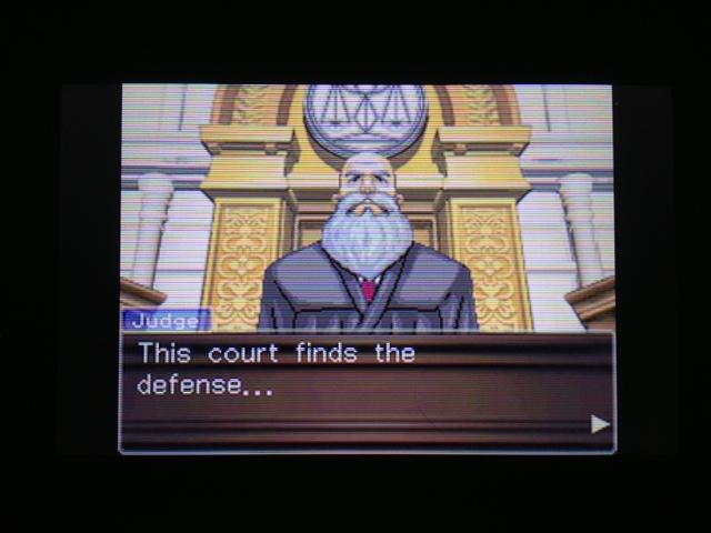 逆転裁判 北米版 フェニックス法廷再開130