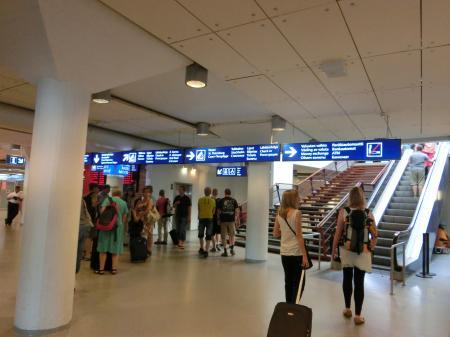 Länsiterminaali(西ターミナル駅)1