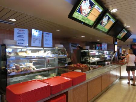 tallinksilja restaurant 1