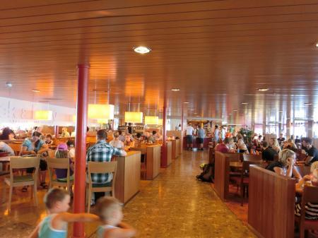 tallinksilja restaurant 5