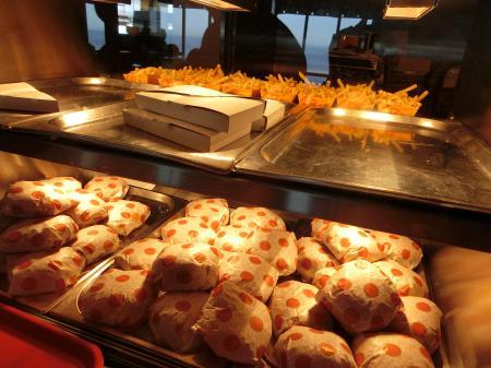 tallinksilja restaurant 6