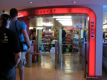 Tallink Silja Line shopping 1